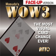 Wow 3 by Masuda (Face Up)