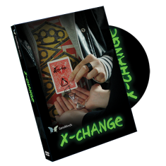 X Change by Julio Montoro and SansMinds