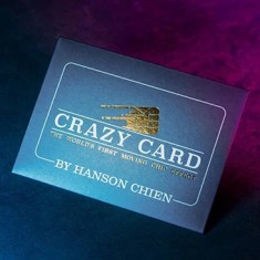 Crazy Card by Hanson Chien