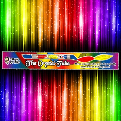 The Crystal Tube by Magic by Gosh