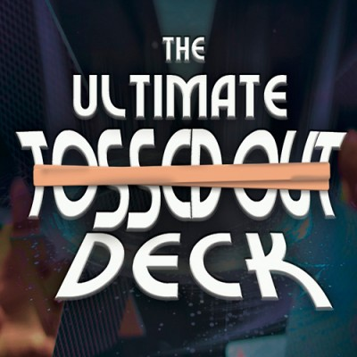 Ultimate Tossed Out Deck by Wayne Dobson