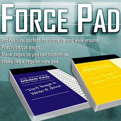 Force Pad 2 Set of Two (Small) - Warped Magic