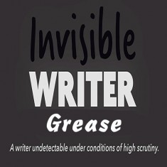 Invisible Writer (Grease) - Vernet