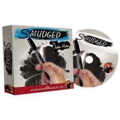 Smudged (DVD and Gimmick) by John Horn And Alakazam Magic
