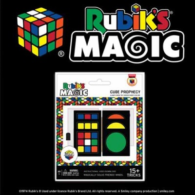 Rubik's Cube Prophecy (15 Tricks) - Fantasma Magic
