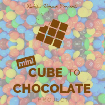 Mini Cube to Chocolate Project - Henry Harrius ***Back in Stock Next Week***