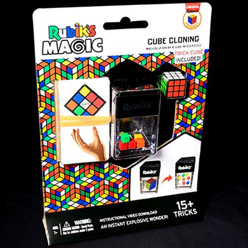 Rubik's Cube Cloning (15 Tricks) by Fantasma Magic