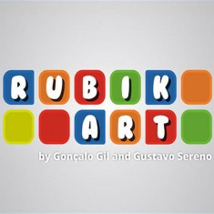 Rubik Art by Gee Magic