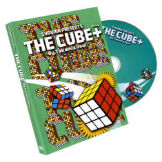 The Cube Plus by Takamitsu Usui