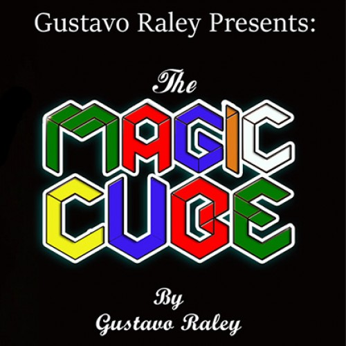 The Magic Cube by Gustavo Raley