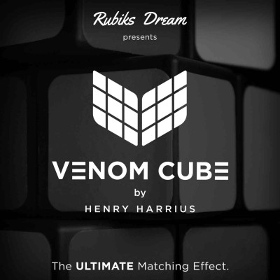 Venom Cube by Henry Harrius