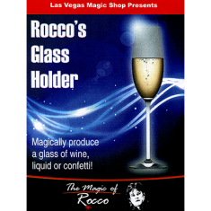 Rocco's Glass Holder by Rocco Silano