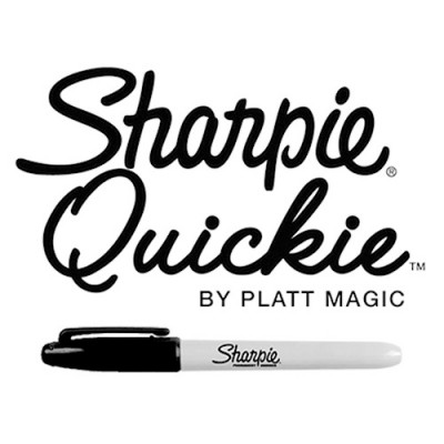 Sharpie Quickie - Platt Magic