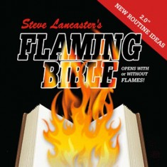 Flaming Bible