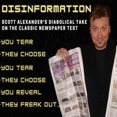 Disinformation by Scott Alexander & Puck