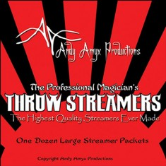 Throw Streamers - Andy Amyx