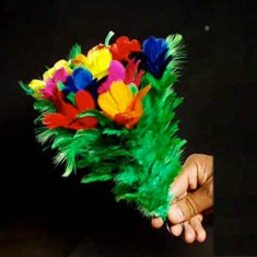 Sleeve Bouquet 10 Flowers by Uday