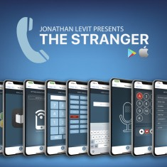 The Stranger by Jonathan Levit (inc. the Booktest module worth $99 FREE)