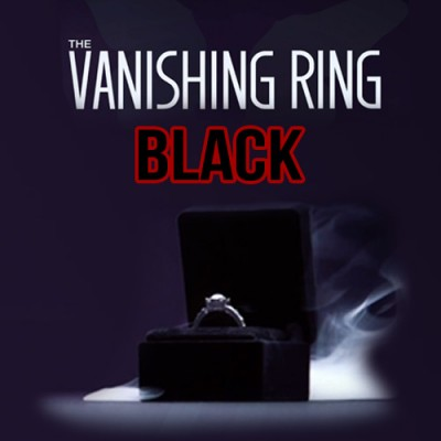 Vanishing Ring by SansMinds - BLACK