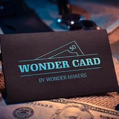 Wonder Card by Wonder Makers