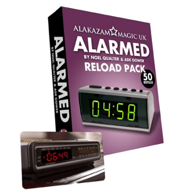 Alarmed RELOAD by Noel Qualter & Ade Gower by Alakazam Magic