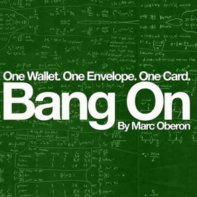 Bang On 2.0 - Marc Oberon