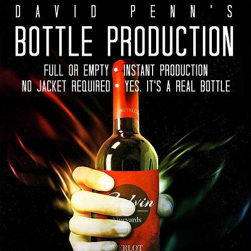 Bottle Production by David Penn