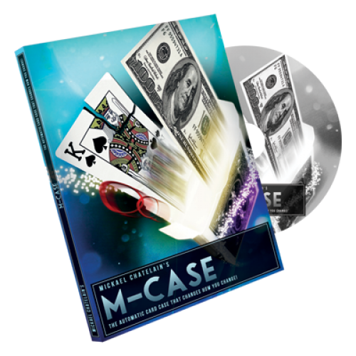 M-Case (Red) by Mickael Chatelain