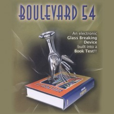 Boulevard 54 - Glass Breaking Device - Bazar De Magia