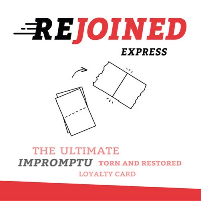 Rejoined Express by João Miranda and Julio Montoro