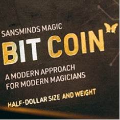 The Bit Coin Gold by SansMinds
