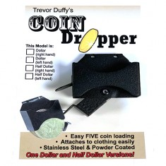 Coin Dropper by Trevor Duffy