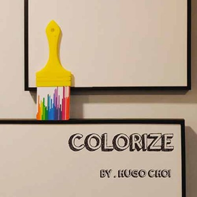 Colorize - Hugo Choi