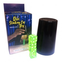 Dice Stacking Cup Pro by Bazar de Magia