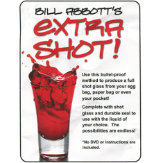 Extra Shot by Bill Abbot