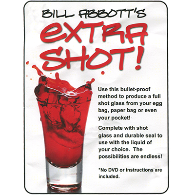 Extra Shot by Bill Abbott