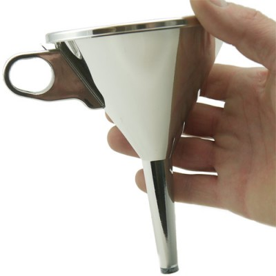 Automatic Funnel Deluxe - Chrome Plated by Bazar de Magia