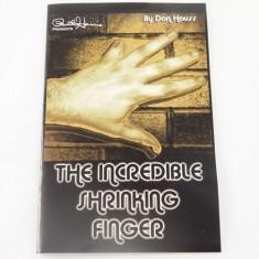 Incredible Shrinking Finger by Dan Hauss