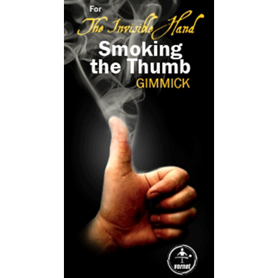 Smoking the Thumb for Invisible Hand Device by Vernet