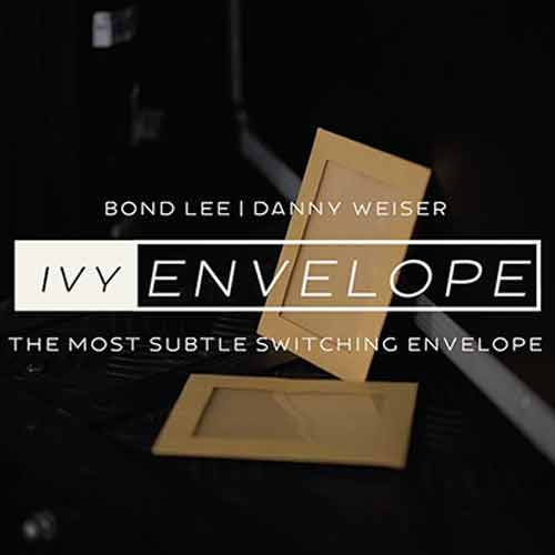 IVY ENVELOPE by Bond Lee