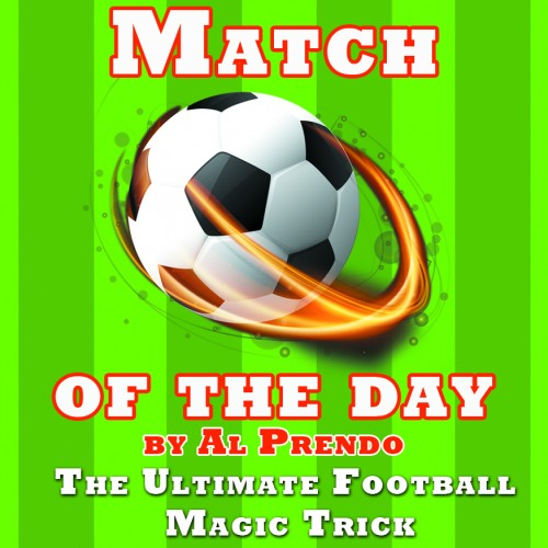 Match of the Day by Al Prendo - PropDog Exclusive