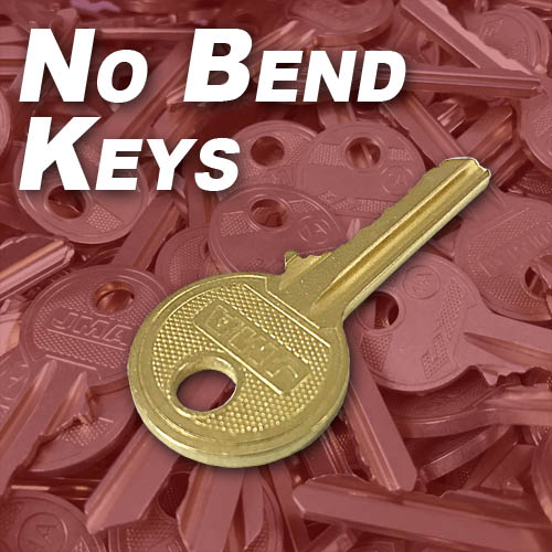 No Bend Keys - by PropDog