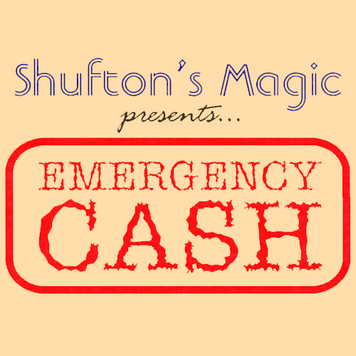 Emergency Cash - Steve Shufton