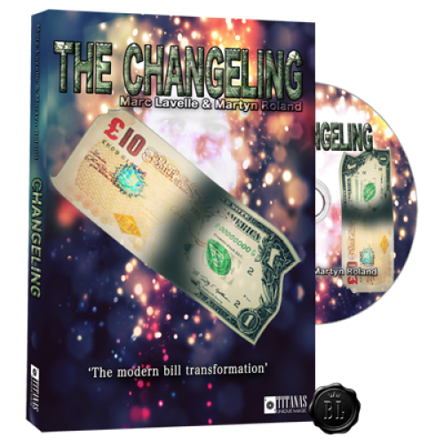 The Changeling by Marc Lavelle