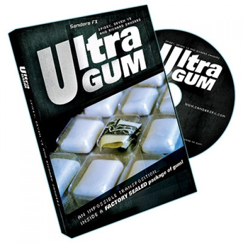 Ultra Gum by Richard Sanders
