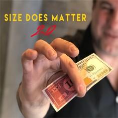 Size Does Matter 2.0 by Juan Pablo Magic
