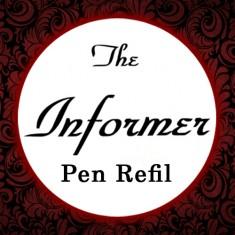 The Informer by Lloyd Mobley - Pen Refill
