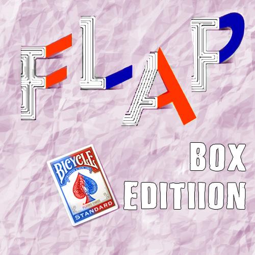 Modern Flap Card to Box - UZ Hsieh