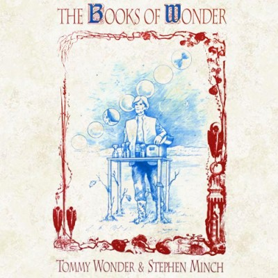 Books of Wonder (2 Volume Set) by Tommy Wonder