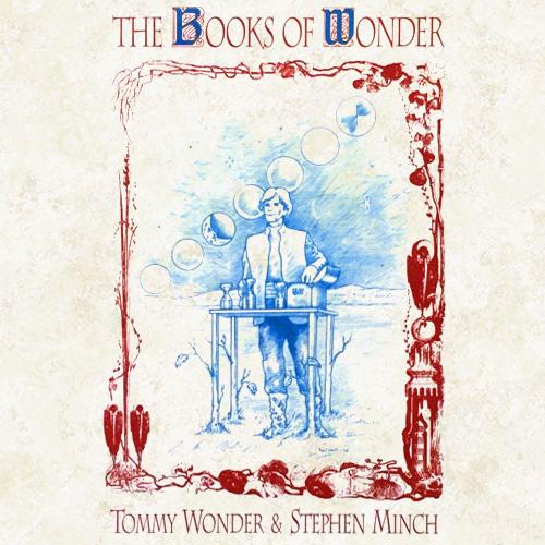 Books of Wonder (2 Volume Set) by Tommy Wonder